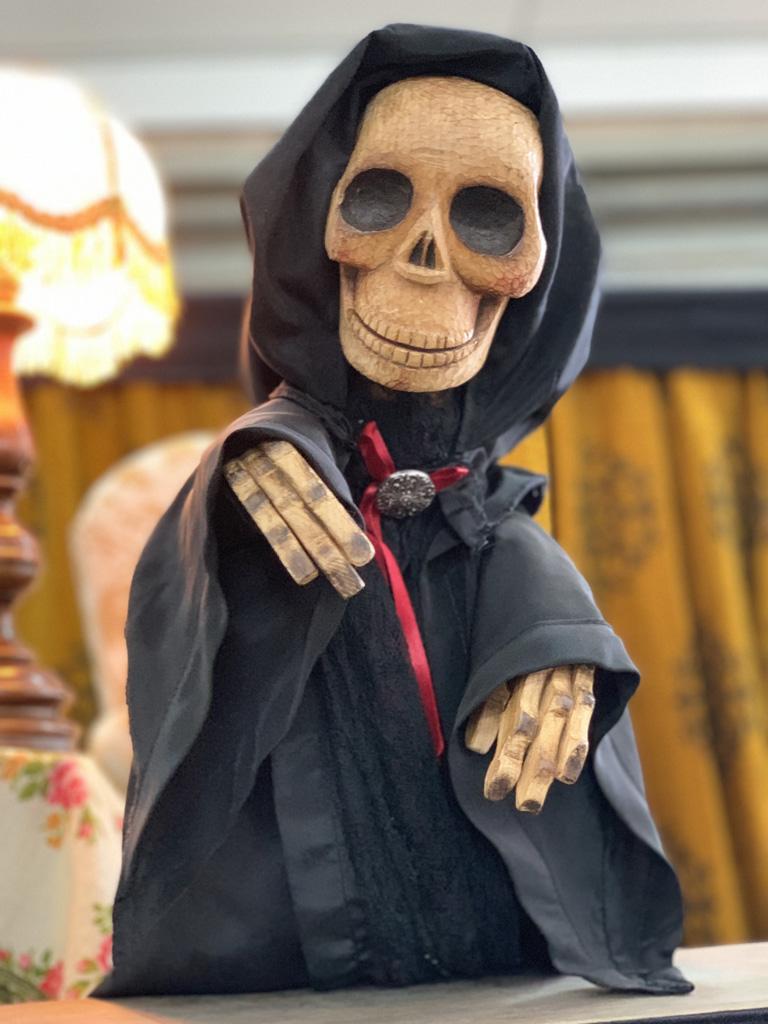 Dialogo con la morte