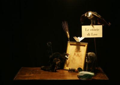 Le storie di Leo – Settimo San Pietro – Casa Dessì